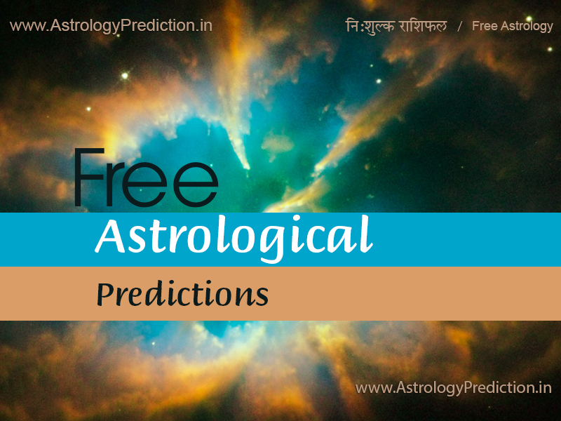 Free Astrology Prediction