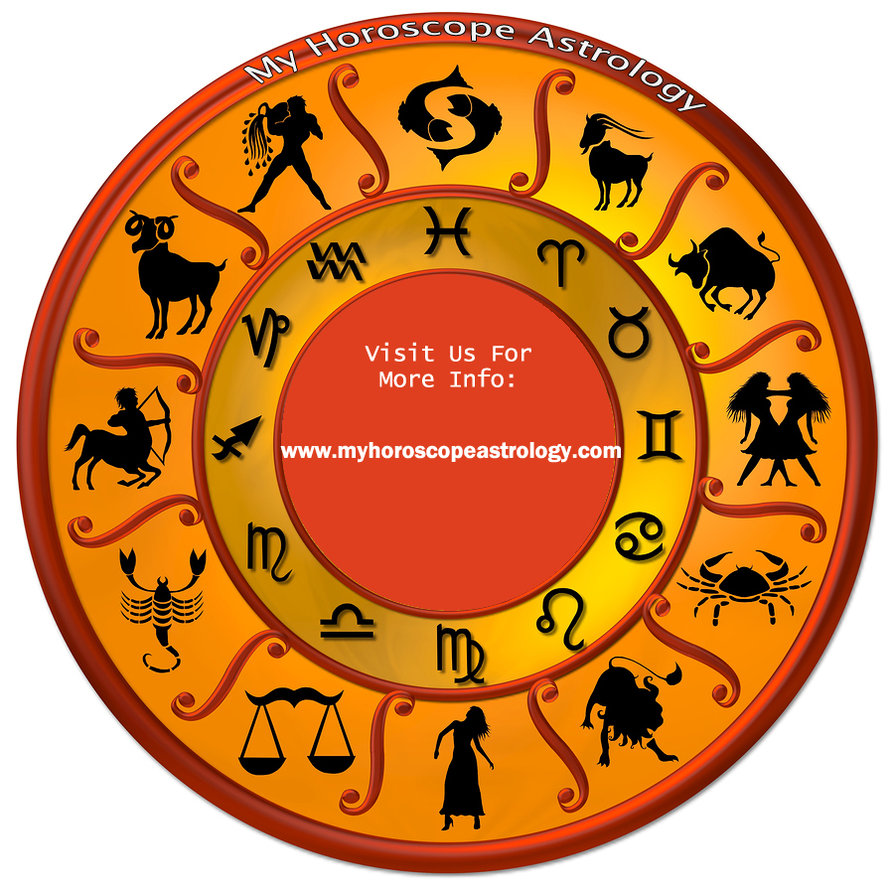 Orange red Horoscopes Astrology
