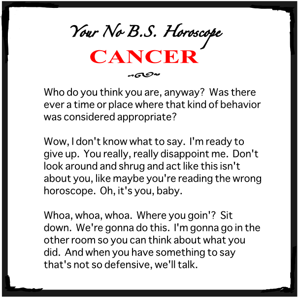Check this Cancer Weekly Horoscope