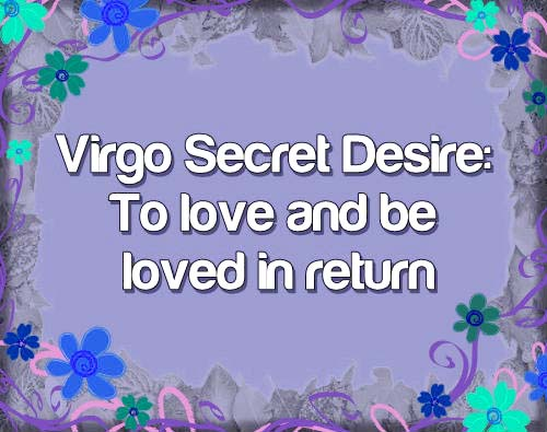 Love Horoscope Virgo Today