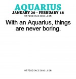 Fun Aquarius Daily Horoscope