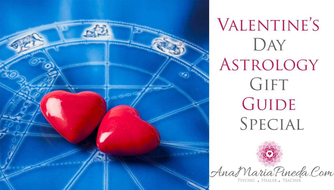 Ana Maria Pineda Love Astrology